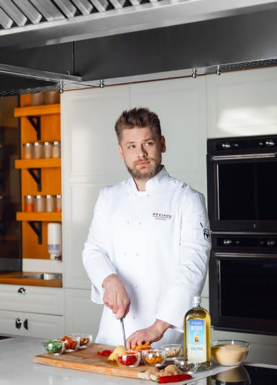 Novikov School – KitchenAid